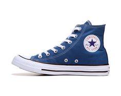Converse Chuck Taylor All Star Seasonal High Top Sneaker Blue Lagoon Blue Converse, Converse Sneakers, Sneakers Fashion, High Top Sneakers, High Heels, Converse Chuck Taylor All Star, Converse All Star, Cute Shoes, Me Too Shoes