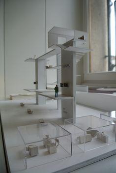 Art Pod micro-museum at Palazzo Grassi shop. Venice