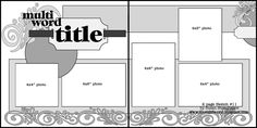 And here is the layout that inspired my sketch! Thanks so much Tami! Visit Tami's blog here for close ups and details. Everyone give J...