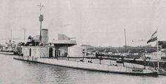 The Yugoslavian river monitor Morava, formerly the Austro-Hungarian Körös, pictured here ca. Arsenal, Monitor, Naval History, Austro Hungarian, Narrowboat, Navy Ships, Historical Pictures, Aircraft Carrier, Model Ships