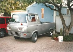 1962 Econoline pickup - Ford Truck Enthusiasts Forums