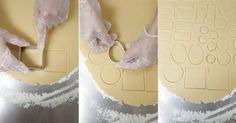 receita de massa de biscoito