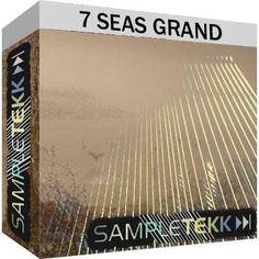 7CG Seven Seas Grand 24BiT MULTiFORMAT DVDR D1,D2,D3-DYNAMiCS, Seven Seas, MULTiFORMAT, Grand, DYNAMiCS, DVDR, 24bit, Magesy.be