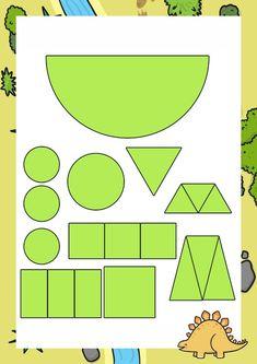 laminate and cut out Dinosaur Theme Preschool, Dinosaur Activities, Preschool Themes, Preschool Lessons, Toddler Activities, Preschool Activities, Dinosaur Crafts Kids, Dinosaur Worksheets, Dinosaur Classroom