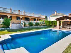 Maison de vacances à Malaga, promo Location Malaga Interhome  prix promo Interhome 837,00 € TTC - Maison de vacances à Malaga pour 8 Personnes / 5 Pièces / 4 Chambres.