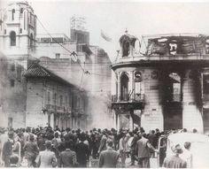 9 de abril de 1948: Hotel Regina - Sady Gonzalez Japan Spring, Tikal, My Heritage, Old City, Santa Fe, Times Square, Street View, Photography, Travel