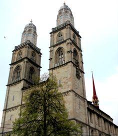 grossmuenster towers