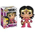Funko Pop Wonder Woman Star Sapphire POP Vinyl 61 Exclusive Purple Metallic Rare