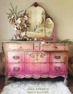 """Acquire great recommendations on """"shabby chic furniture diy"""". They are actually available for you on our web site. Hand Painted Furniture, Funky Furniture, Refurbished Furniture, Paint Furniture, Repurposed Furniture, Shabby Chic Furniture, Furniture Makeover, Vintage Furniture, French Furniture"""