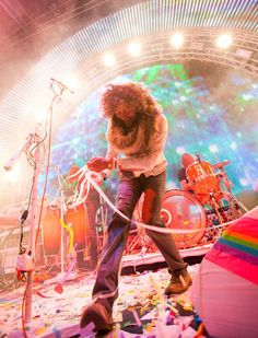 The Flaming Lips @ Hollywood Forever Cemetery, June 2011