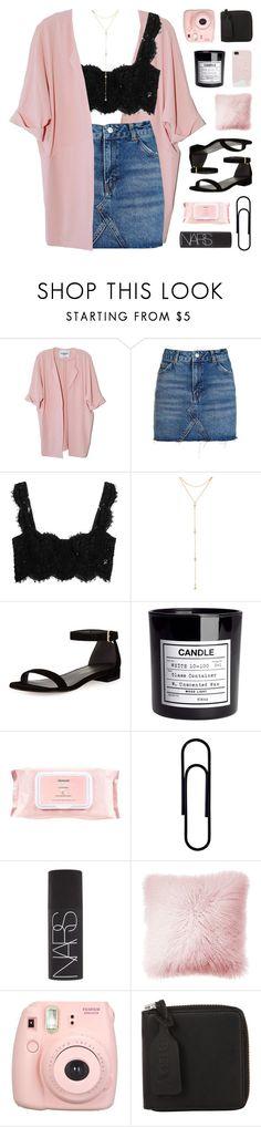 """MELT ICE-CREAM"" by emmas-fashion-diary ❤ liked on Polyvore featuring Topshop, Dolce&Gabbana, Fragments, Stuart Weitzman, H&M, Mamonde, NARS Cosmetics, JAG Zoeppritz, Fujifilm and Acne Studios"