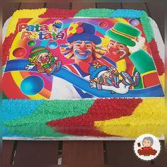 Bolo Patati Patata decorado com papel arroz e chantilly ea01d58dd4589