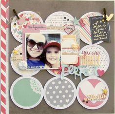 Scrapbook & Cards Today - National Scrapbook Day Celebrations – Designer Nicole Nowosad
