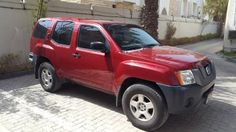 NISSAN XTERRA 4.0L 4WD - AED 33,000 http://www.autodeal.ae/used-cars-for-sale