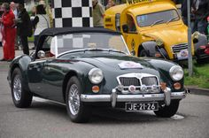 1958 - MG A