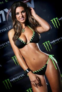 Agree, remarkable Naked girl model for monster energy