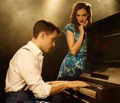 Bandstand, Starring Laura Osnes and Corey Cott, Picks Broadway Theater | The musical comes to Broadway following a premiere production at Paper Mill Playhouse.