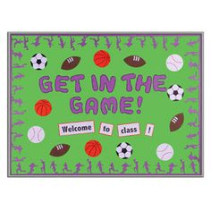 Sports Themed Classroom – Ideas & Printable Classroom Decorations Sports theme classroom ideas – great for our reading incentive theme this year Sports Theme Classroom, Owl Classroom, Classroom Decor Themes, School Classroom, Classroom Ideas, Classroom Organization, Classroom Management, Behavior Management, Theme Sport