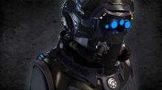 Operation: G.E.A.R. by Matthew Innes | Sci-Fi | 3D | CGSociety