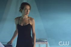 """Nikita -- """"With Fire"""" -- Pictured: Maggie Q as Nikita -- Credit: Ben Mark Holzberg/The CW -- © 2013 The CW Network. All Rights Reserved"""