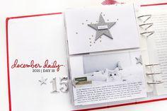 December Daily® 2015   Day Eighteen                                                                                                                                                                                 More