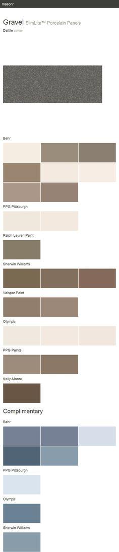 Gravel. SlimLite™ Porcelain Panels. Slimlite. Daltile.