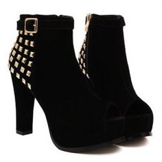 Ankle Boots For Women - Buy Cheap Womens Ankle Boots Online Sale At Wholesale Prices | Sammydress.com Page 4