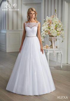 Svatební šaty - inspirace - Album uživatelky tedrezka  94c266e32e