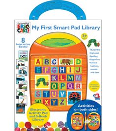 My 1st Smart Pad Eric Carle