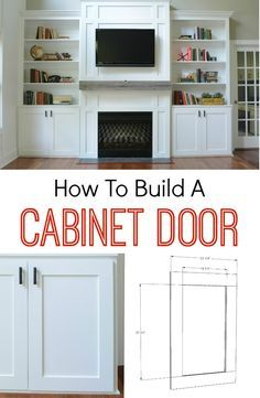 How to Build a Cabinet Door.  It's easier than you think! Learn how!  For more please visit: http://www.flyfreshforever.com