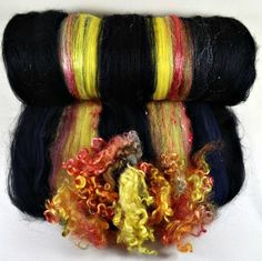 Path+of+Totality+Wild+Card+Bling+Batt+for+spinning+and+felting