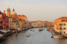 Canal Grandfrom Ponte degli Scalzi (Bridge of the barefoot), Venice, Italy, March 30, 2014, 461