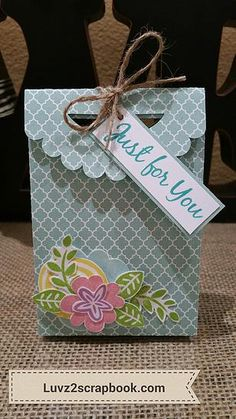 luvz2scrapbook   It's The Little Things - November 2014 Stamp of the Month, Just for you, ctmh
