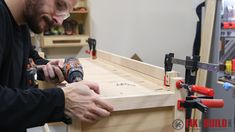 You can build this DIY Entryway Bench with Shoe Storage and organize your house. Detailed plans and a full video walkthrough are available for this project. Shoe Storage Bench Entryway, Diy Bench, Shoe Bench, Water Bed, Bench Plans, Diys, Woodworking Equipment, Diy Woodworking, Bed Shelves