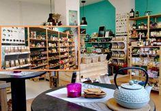 Hoy nos vamos hasta Legorreta, un pequeño pueblo de Gipuzkoa. Allí nos encontramos con el herbolario @bizi_legorreta, en la calle Nagusia 19, donde podréis encontrar tanto nuestras infusiones y tés como nuestros productos de la línea de cosmética @iratiorganic😋 Amaia os está esperando con los brazos abiertos para atenderos y ofreceros una rica infusión🍂☕️🍃 #Josenea #DelCampoALaTaza #Productos #Ecológicos #Organic #Products #Tienda #Shop #Legorreta #Gipuzkoa #Infusiones #Infusion #Té #Tea