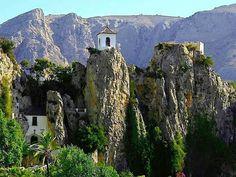 Guadalest (Alicante) España
