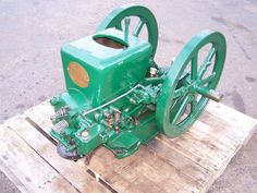 Old 3hp FAIRBANKS MORSE Z Hit Miss Gas Engine Motor Ignitor Steam Tractor Oiler