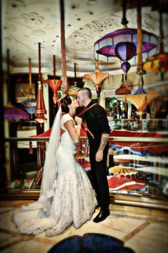 My fav pic of our wedding @ the Wynn Hotel in Las Vegas
