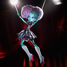 Monster High Party Hair Draculaura Doll | DVH36 | Mattel Shop