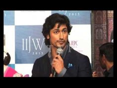 Vidyut Jamwal says that he is glad being part of IIJW 2013 and praising ...