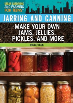 Jarring and Canning: (eBook)