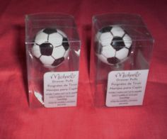 Soccer Ball Drawer Pull Set of Two New Michaels 4 00100 94439 4 #Michaels