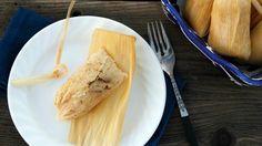 Tamales de Tilapia Frita