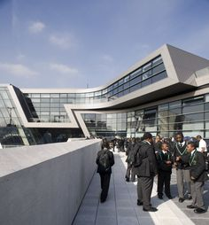 Evelyn Grace Academy - Architecture - Zaha Hadid Architects