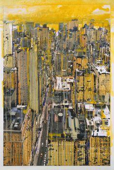 Stadtlandschaften | Gottfried Salzmann