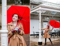A Clothes Horse: Outfit: Neutrals In The Rain