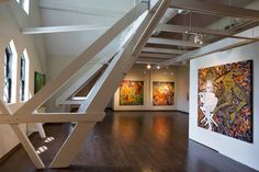 The National Museum of Puerto Rican Arts & Culture in Humboldt Park. Credit Michelle Litvin for The New York Times