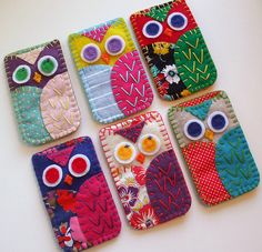 Owl iPhone covers