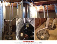 basement knowledge customer review installing a hi dry backup sump pump hi - Watchdog Sump Pump
