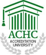 ACHC Accreditation University logo #accreditation #logo #achc University Logo, Marketing, Logos, Design, Logo